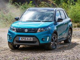 Ver foto 12 de Suzuki Vitara UK 2015