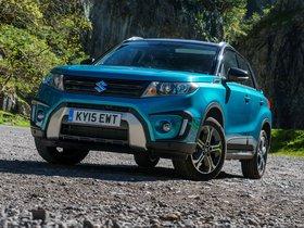 Ver foto 3 de Suzuki Vitara UK 2015
