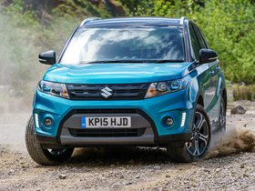 Fotos de Suzuki Vitara UK 2015