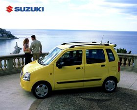 Ver foto 10 de Suzuki Wagon R+ 2000