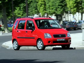 Ver foto 6 de Suzuki Wagon R+ 2000