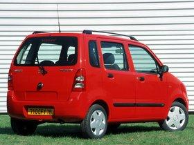 Ver foto 4 de Suzuki Wagon R+ 2000