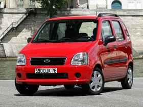 Ver foto 3 de Suzuki Wagon R+ 2000