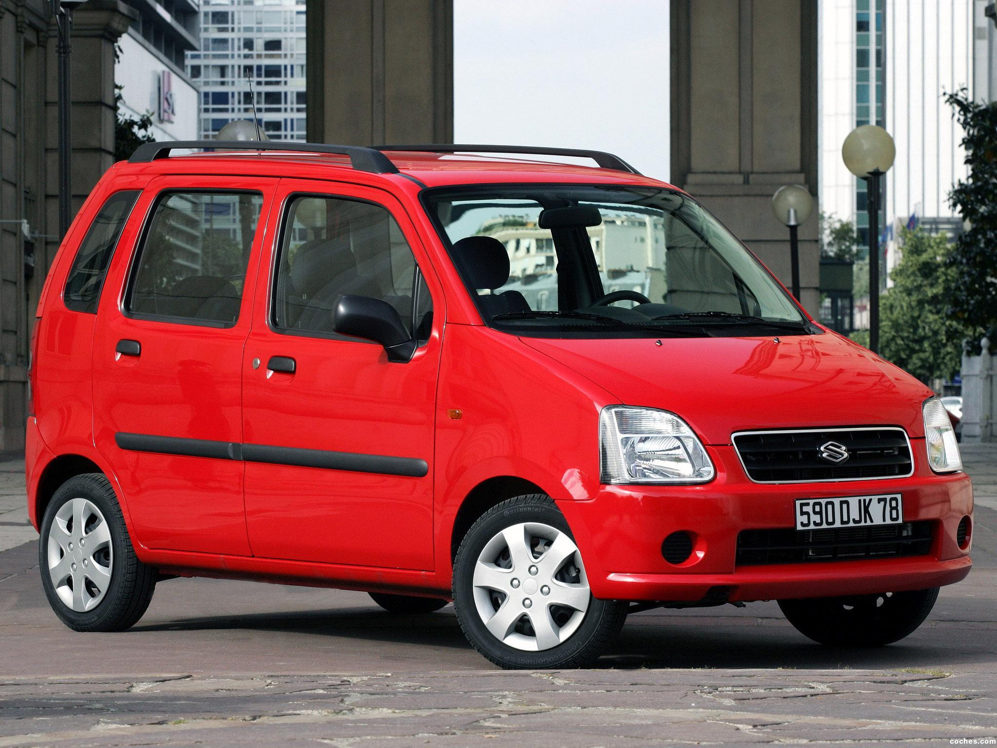Foto 0 de Suzuki Wagon R+ 2000