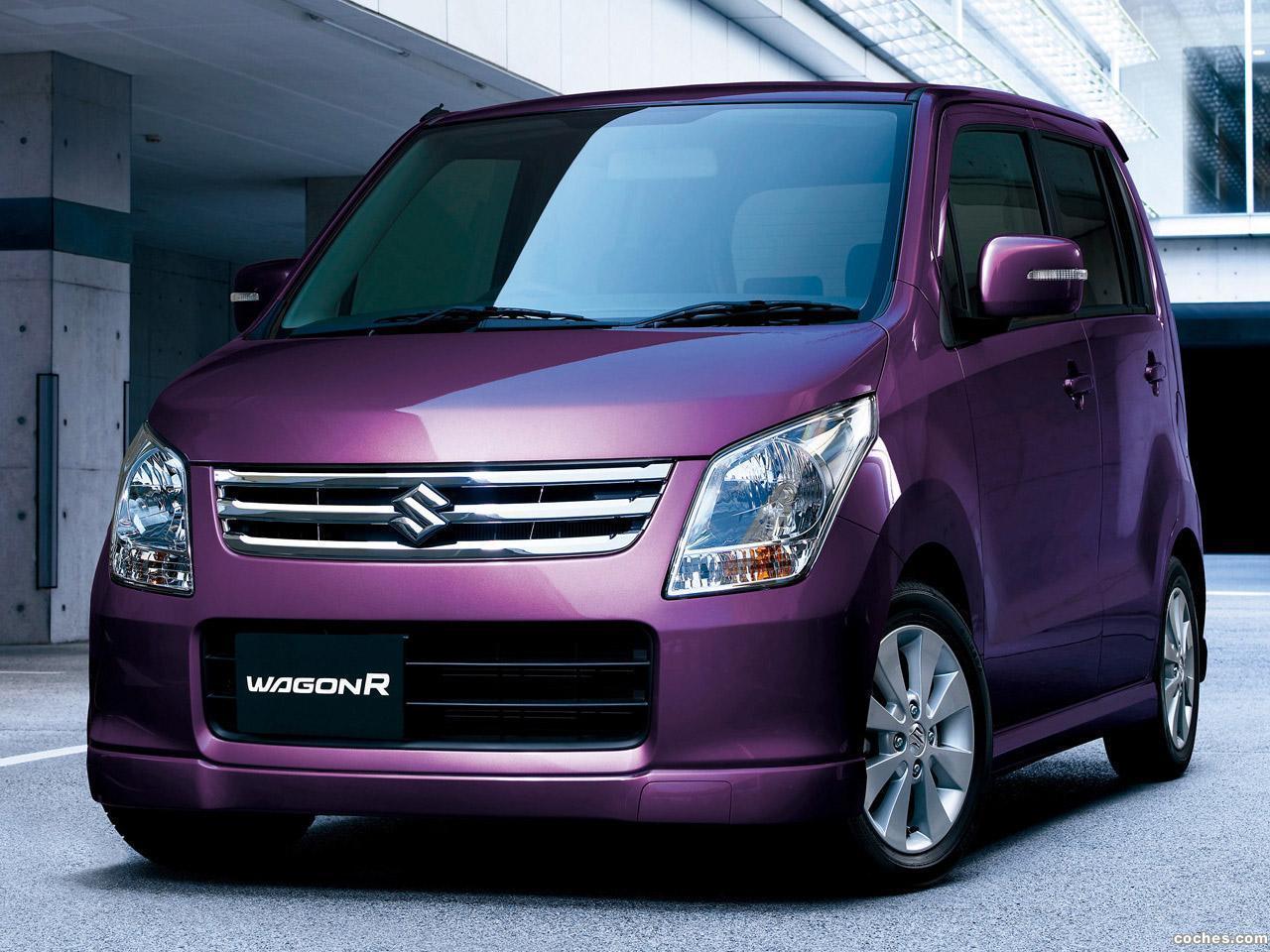 Foto 0 de Suzuki Wagon-R FX Limited II 2009