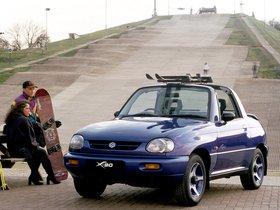 Ver foto 2 de Suzuki X-90 1996