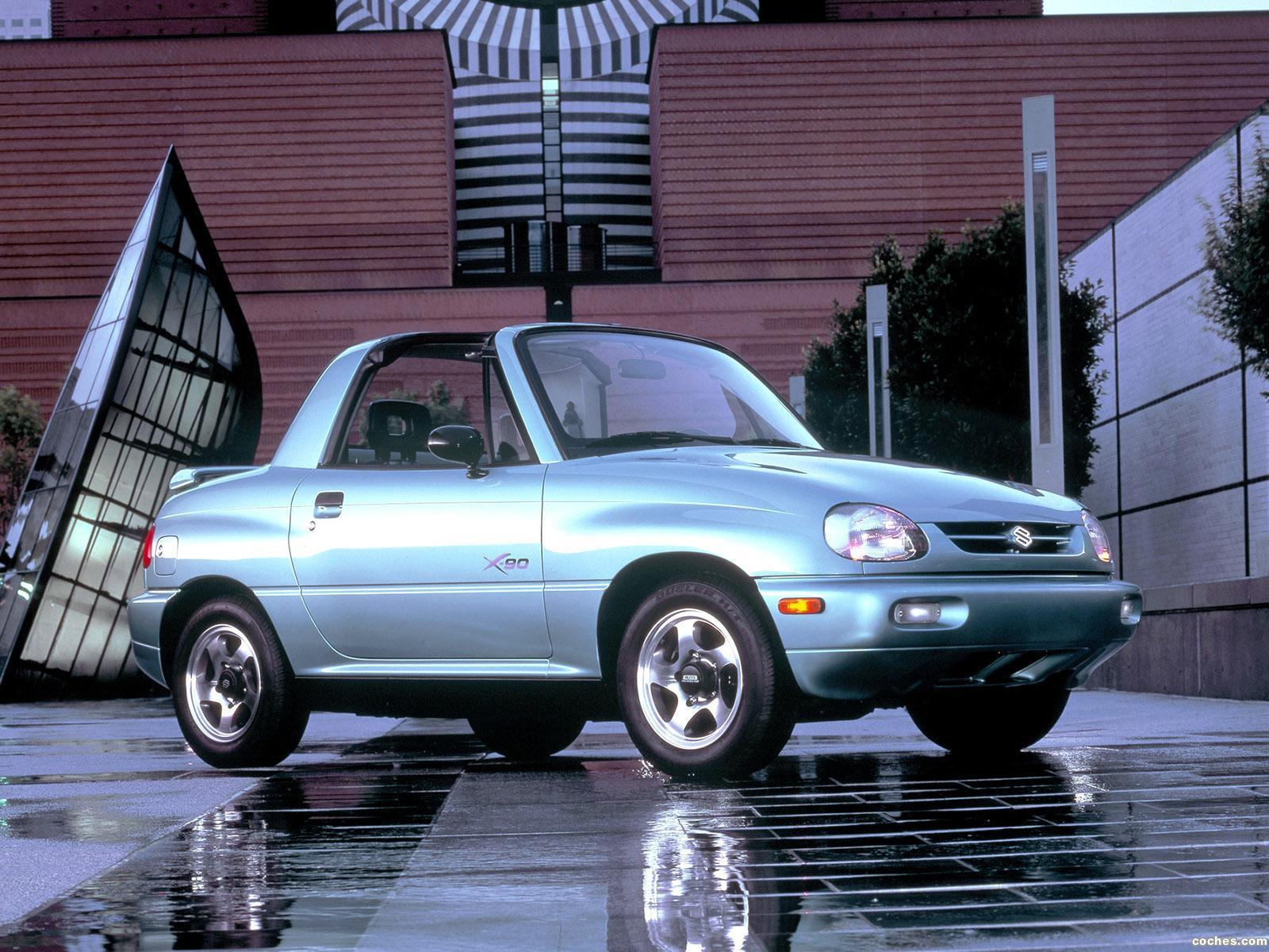Foto 0 de Suzuki X-90 1996