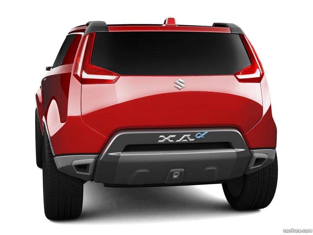 Foto 1 de Suzuki XA Alpha Concept 2012