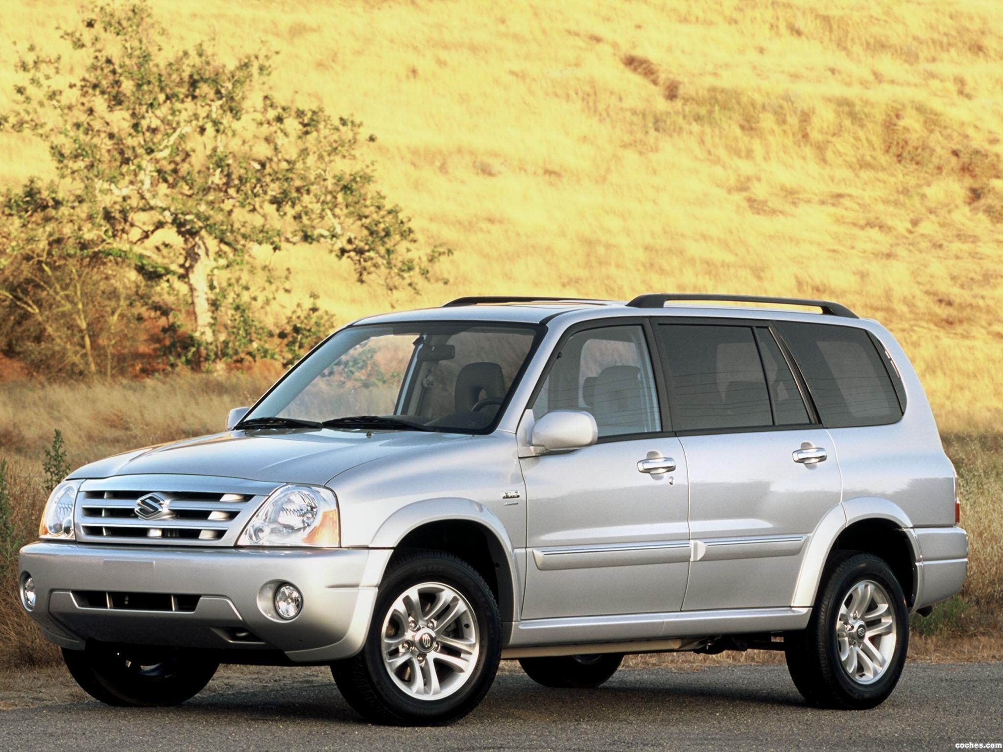 Foto 0 de Suzuki XL-7 2001