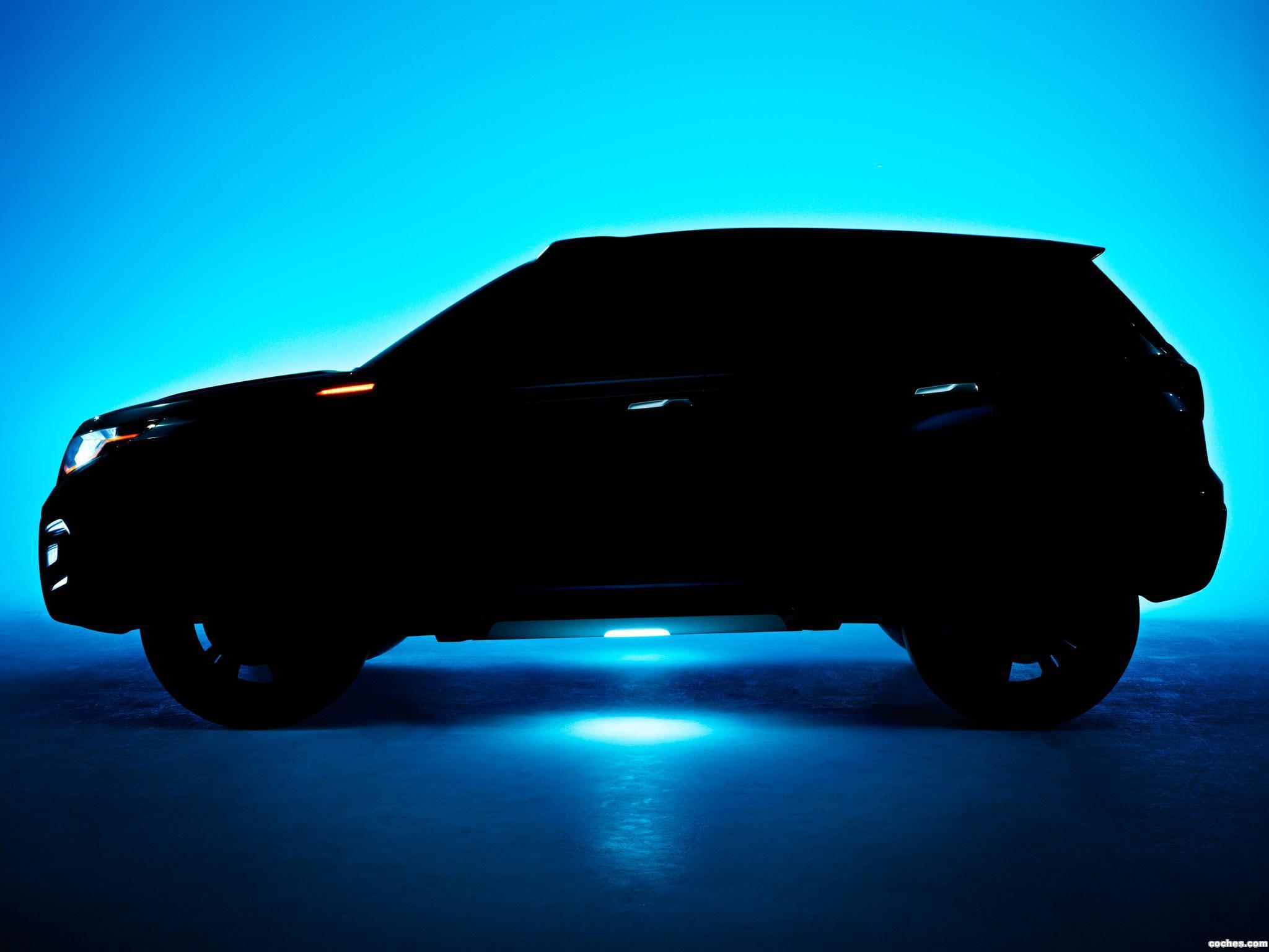 Foto 1 de Suzuki iV-4 Compact SUV 2013