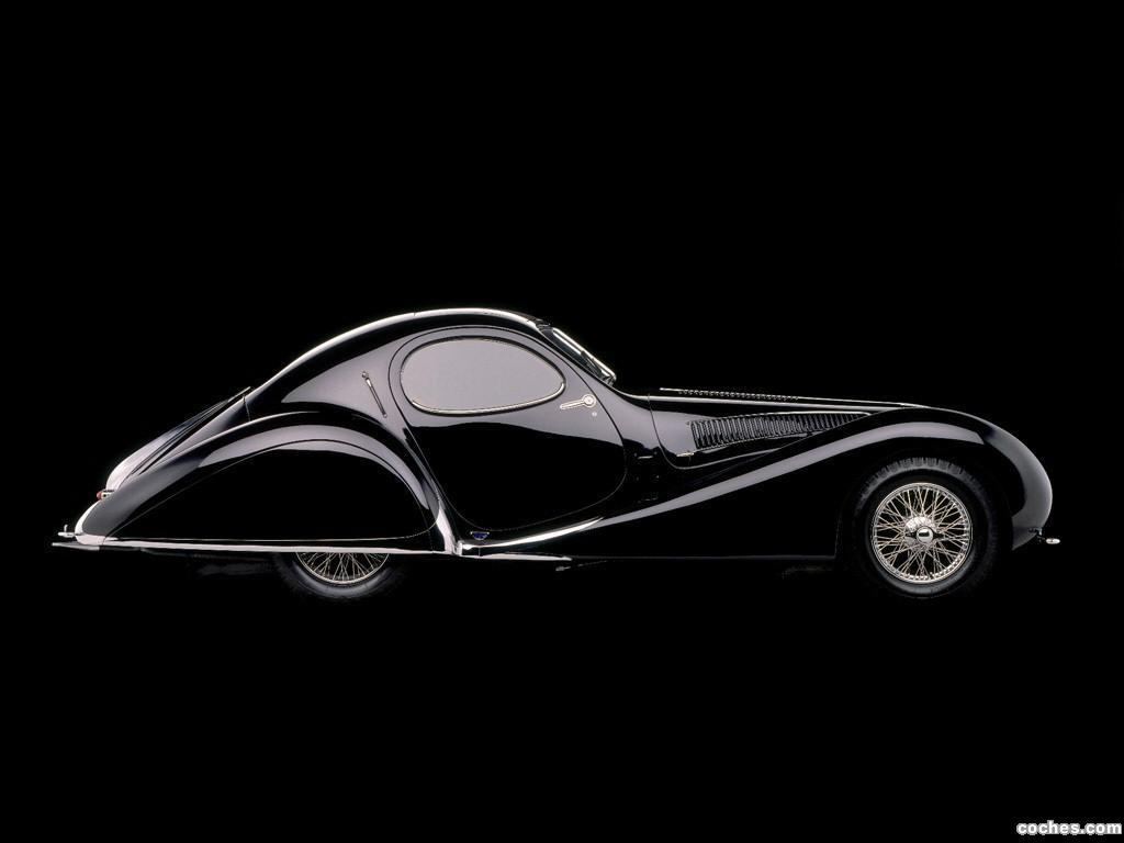 Foto 2 de Talbot Lago T150C Figoni et Falaschi 1938