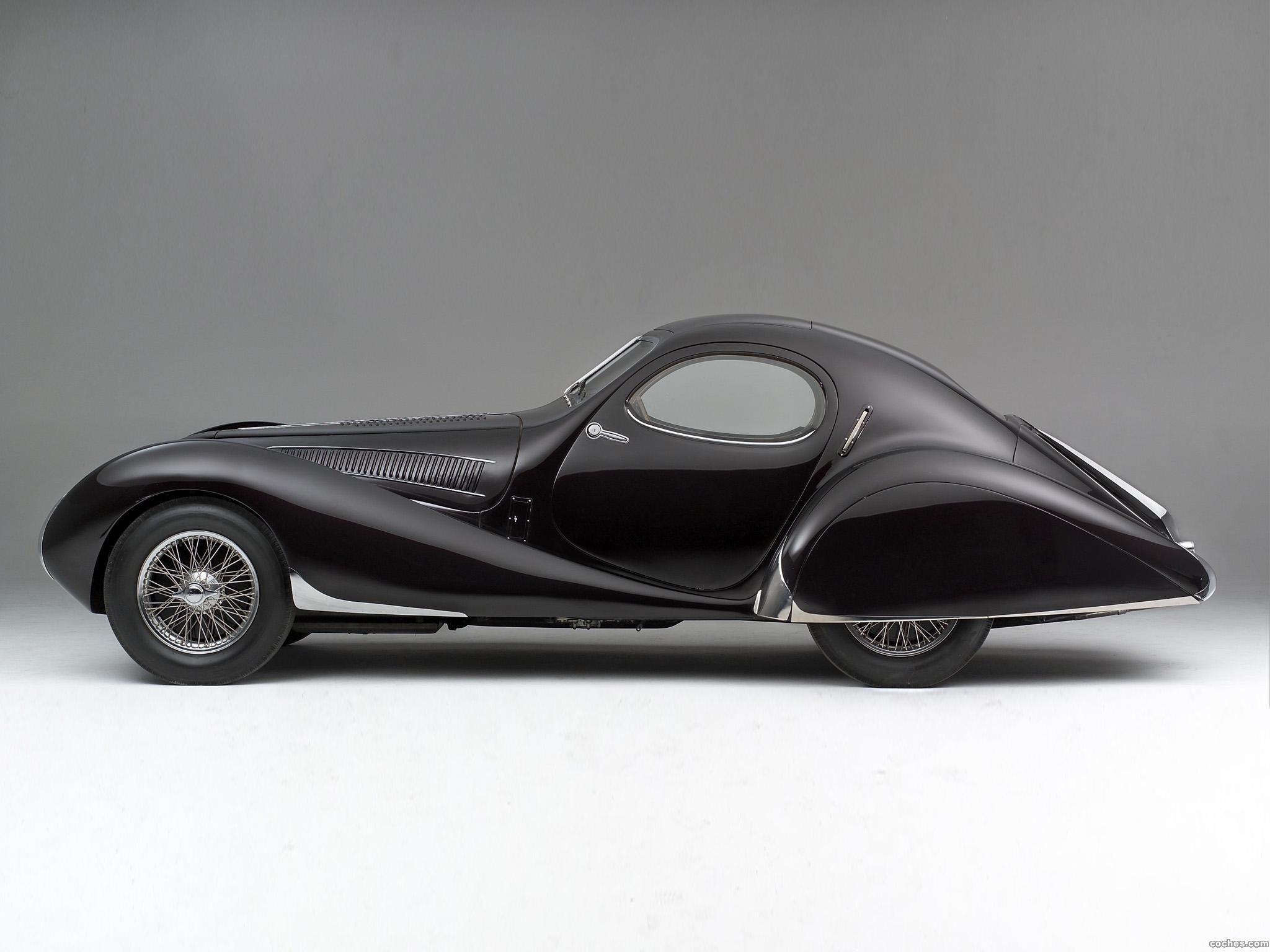 Foto 7 de Talbot Lago T150C Figoni et Falaschi 1938