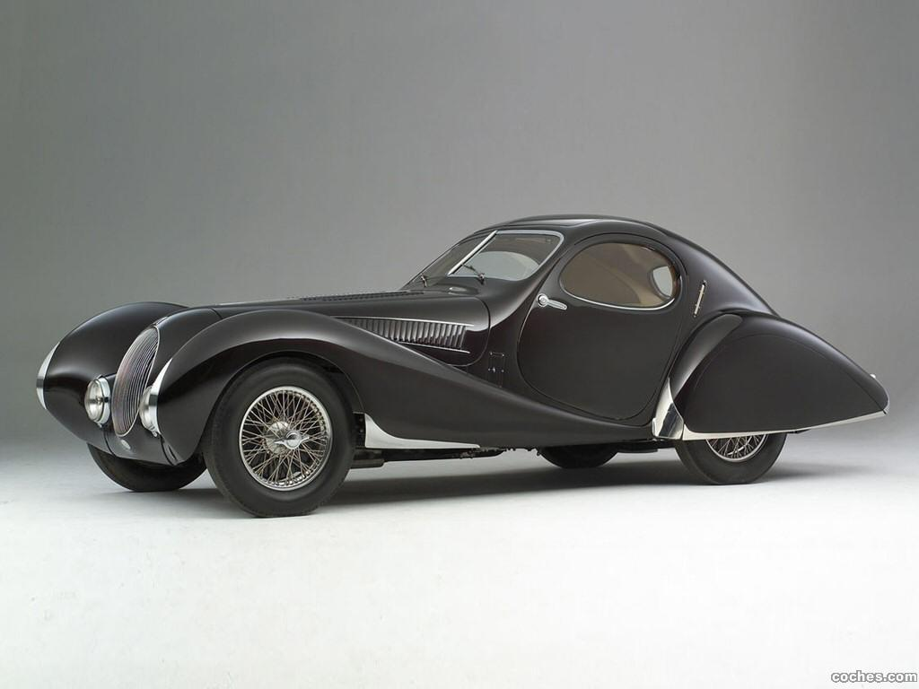 Foto 0 de Talbot Lago T150C Figoni et Falaschi 1938