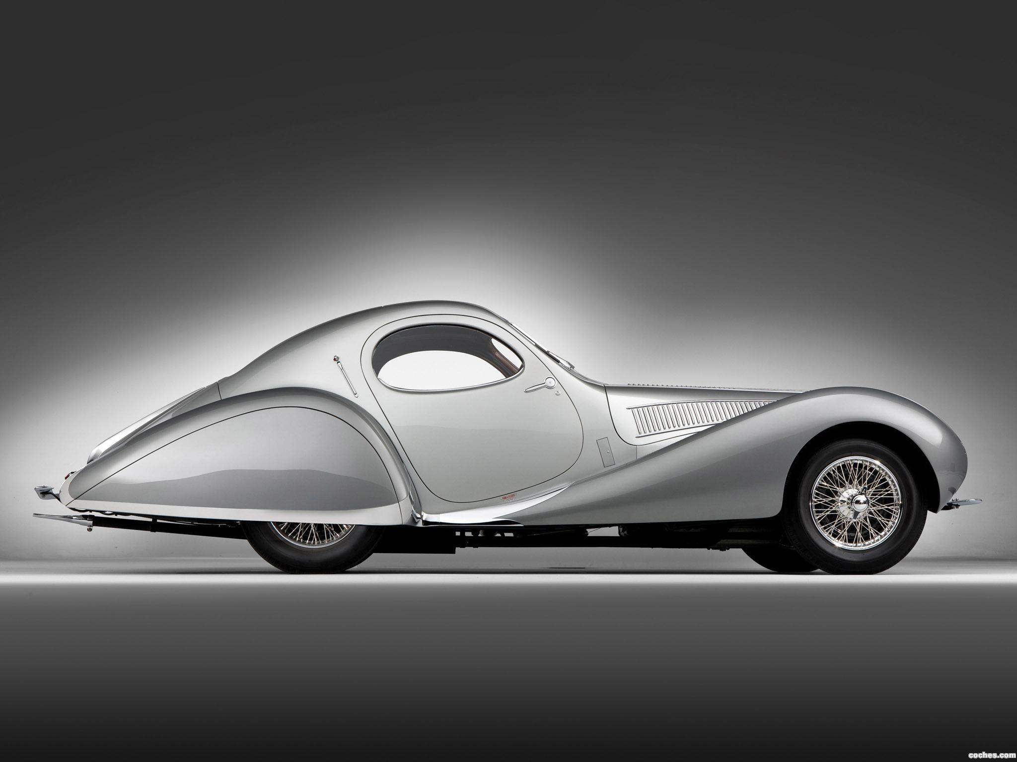 Foto 11 de Talbot Lago T150C Figoni et Falaschi 1938