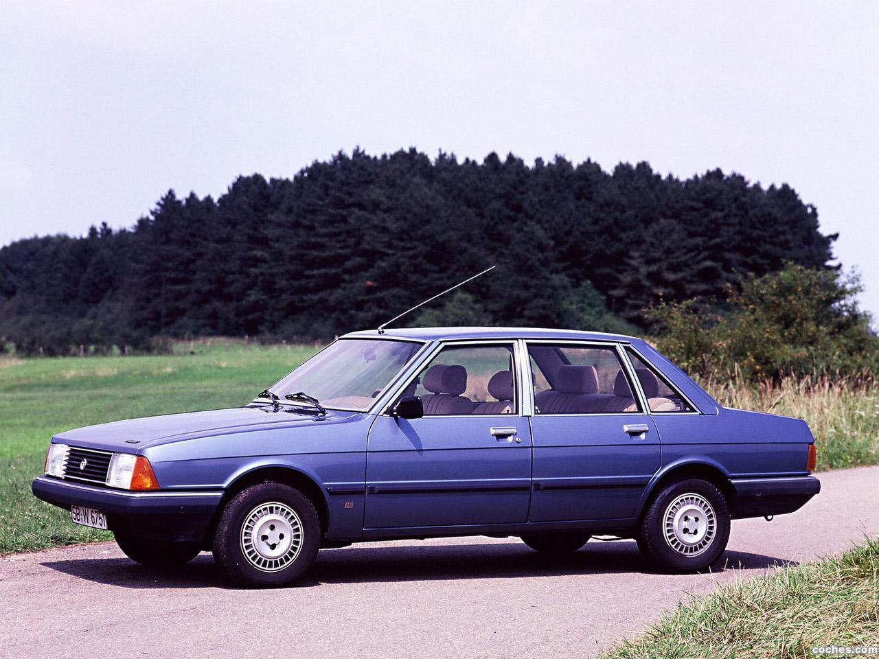 Fotos de Talbot Solara 1980