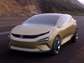 Ver foto 1 de Tata 45X Concept 2018