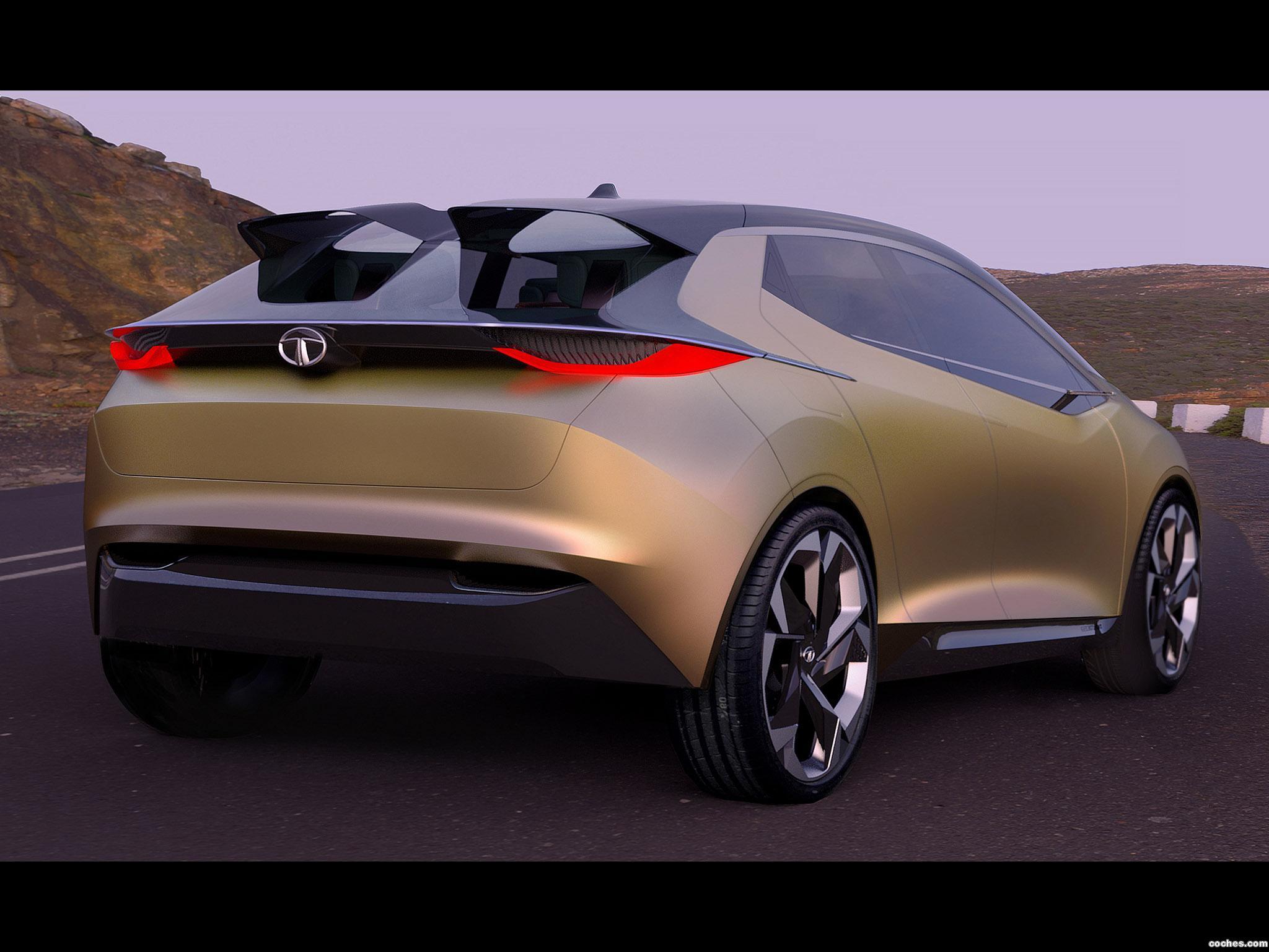 Foto 3 de Tata 45X Concept 2018