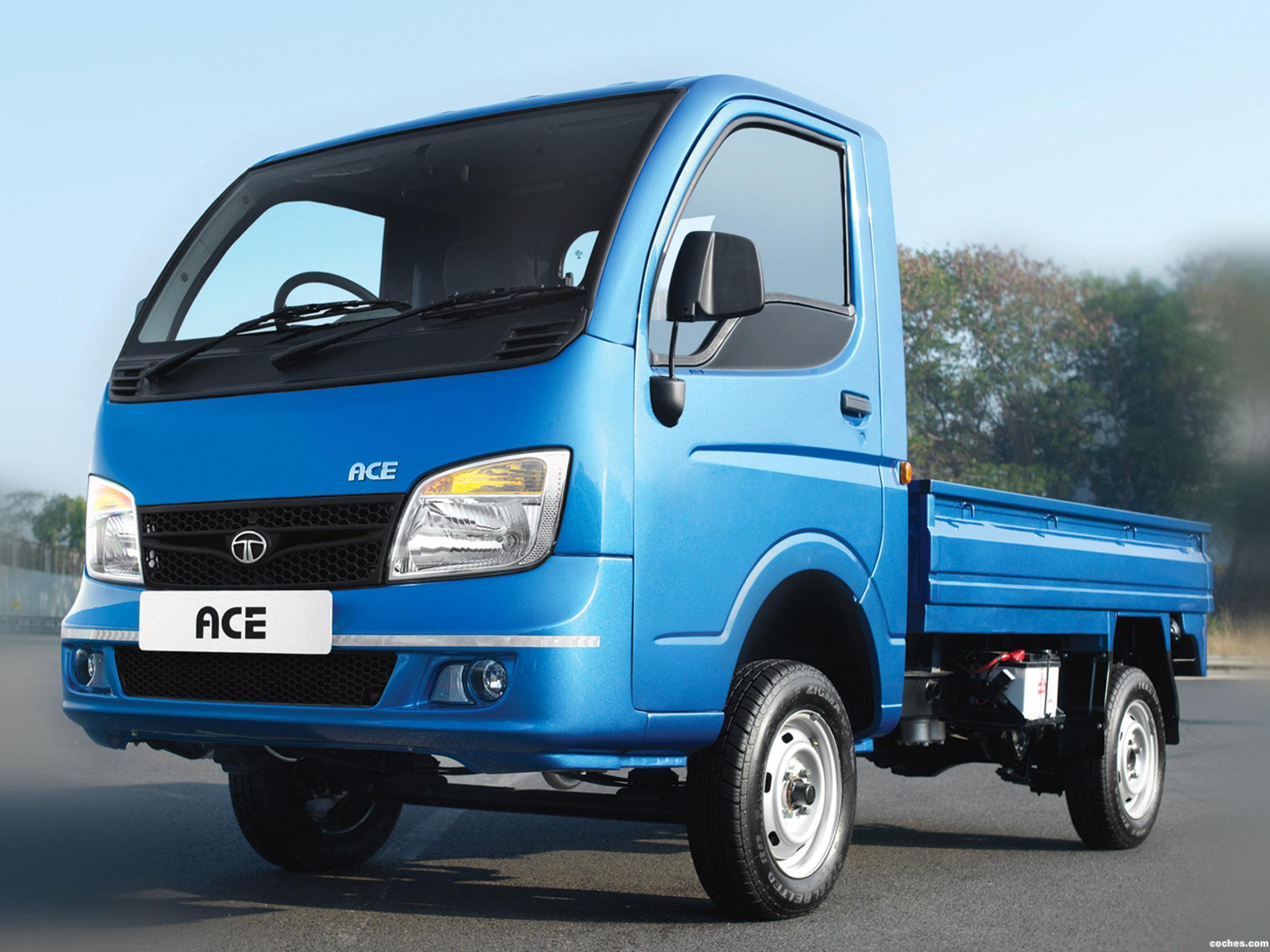 Foto 0 de Tata Ace EX 2012