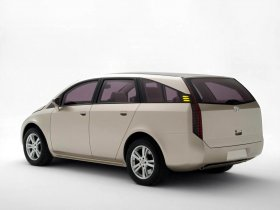 Ver foto 2 de Tata Crossover Concept 2005