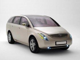 Ver foto 1 de Tata Crossover Concept 2005