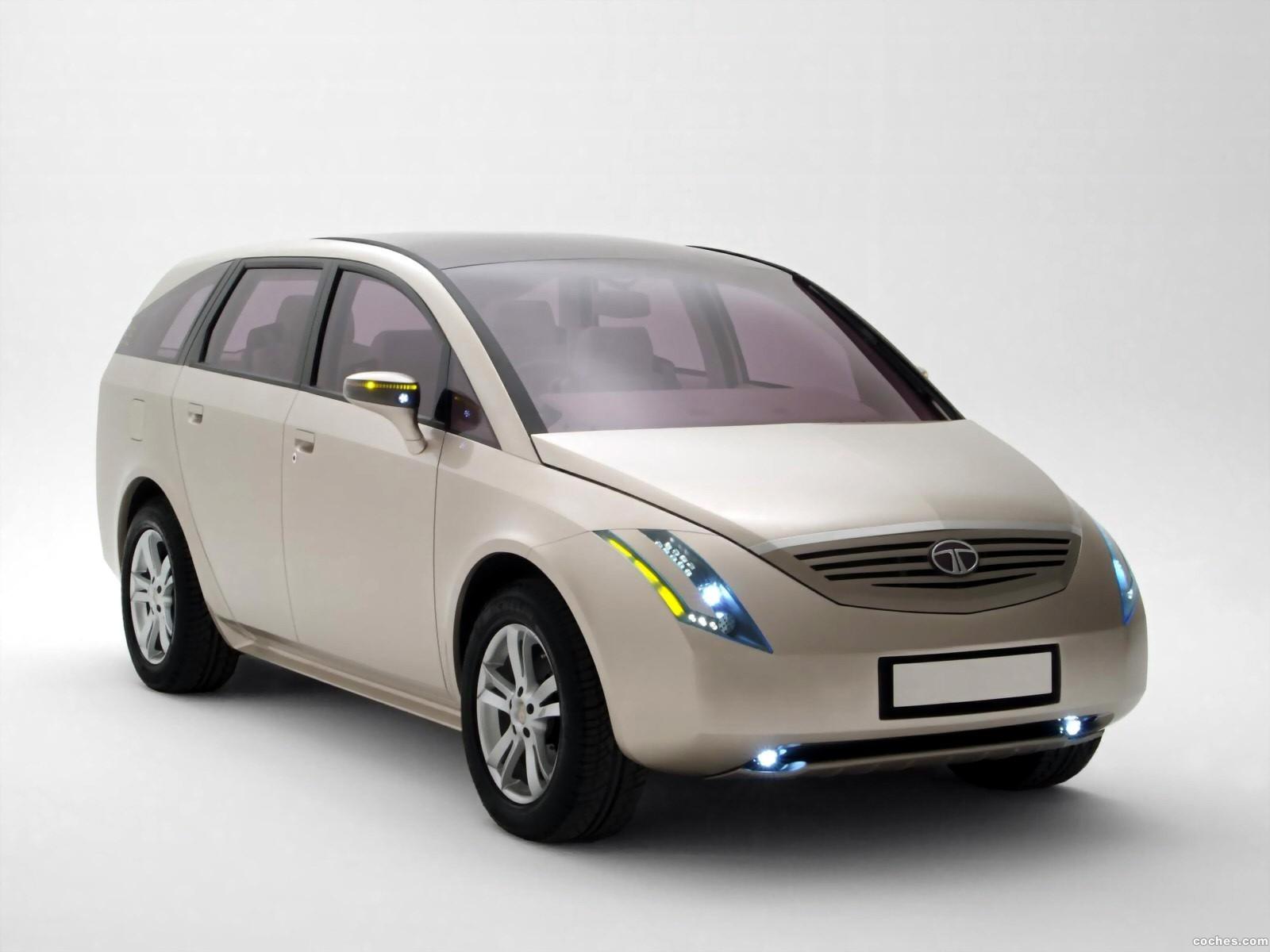 Foto 0 de Tata Crossover Concept 2005