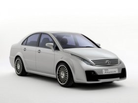 Ver foto 1 de Tata Elegante Concept 2007