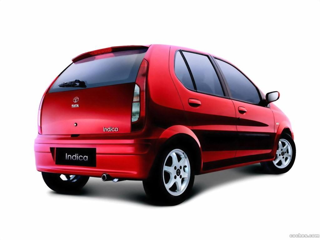 Foto 2 de Tata Indica 2006
