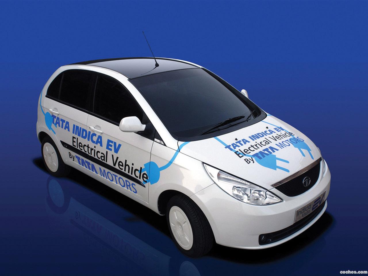 Foto 0 de Tata Indica Vista EV Concept 2010