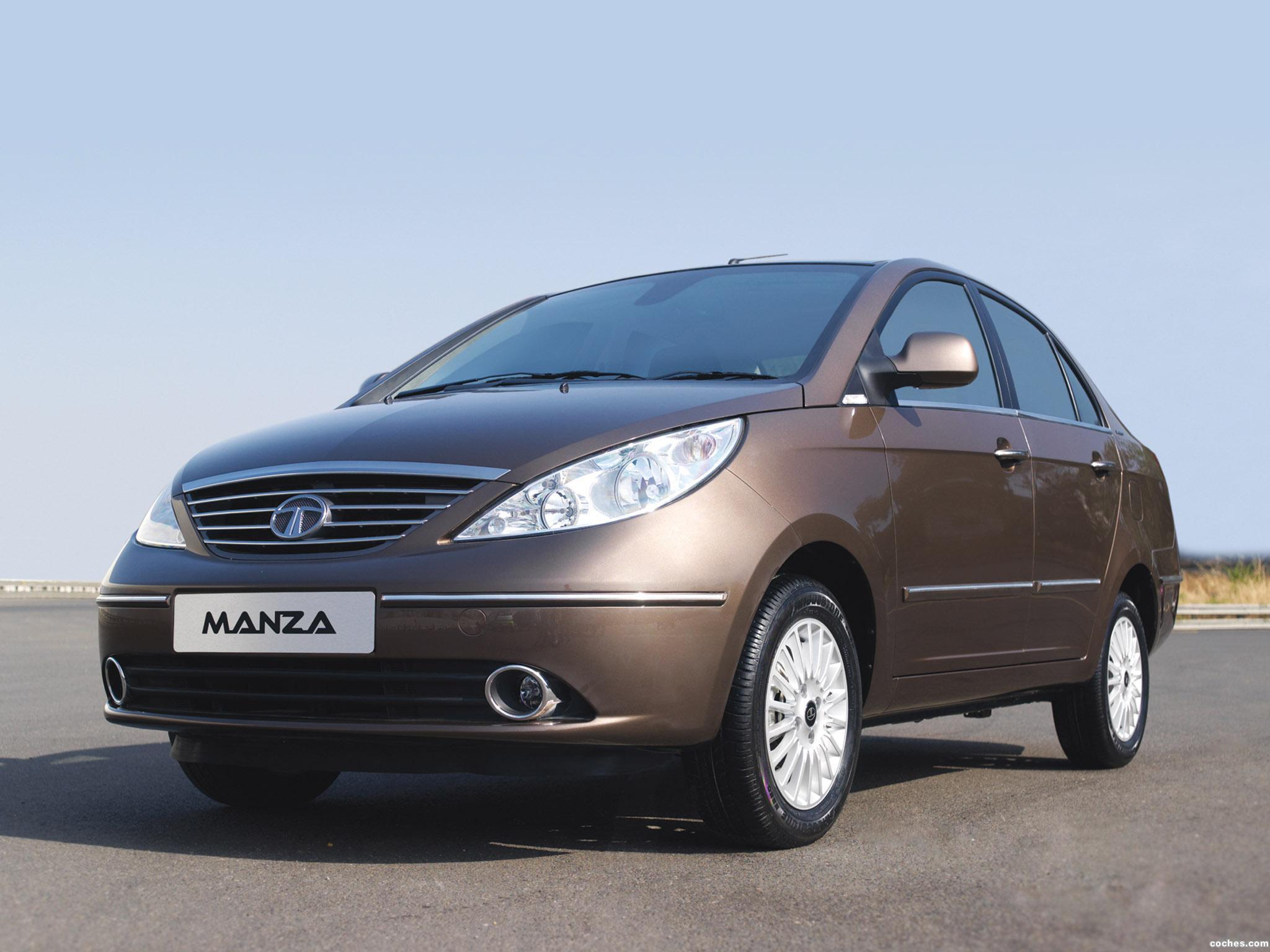 Foto 0 de Tata Indigo Manza Nova Concept 2012