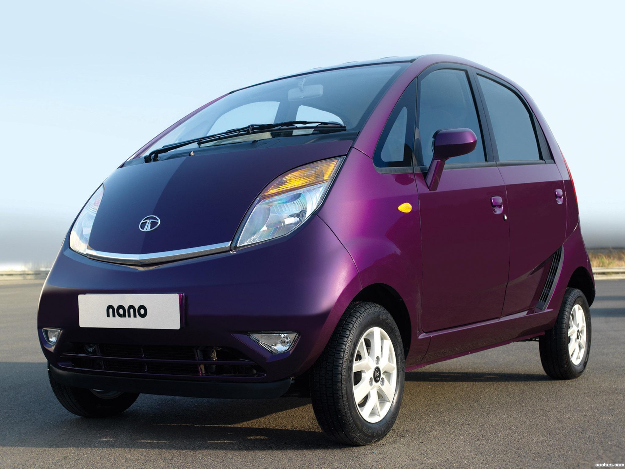 Foto 0 de Tata Nano Concept 2012
