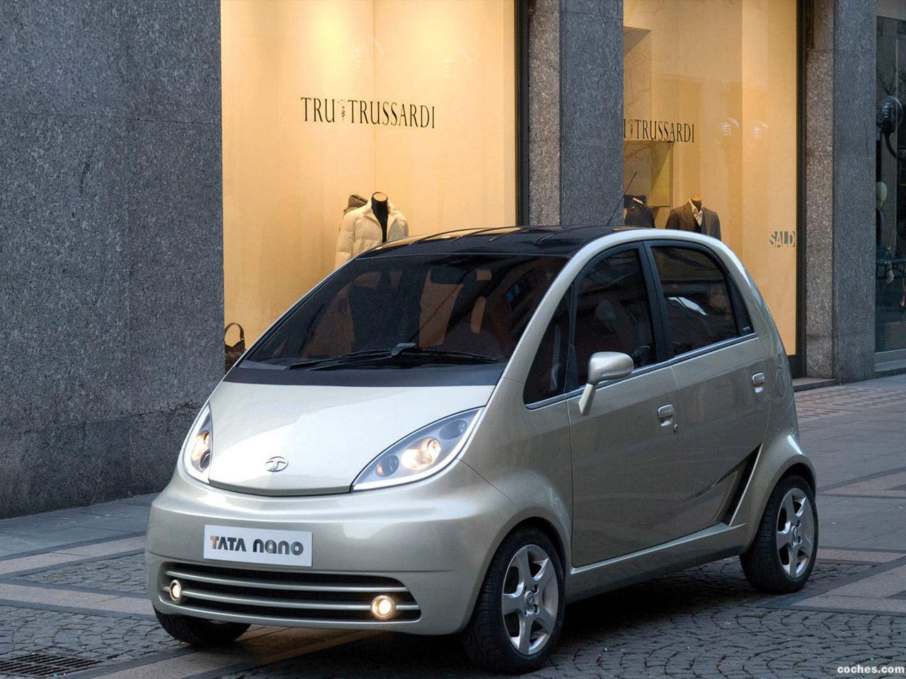 Foto 0 de Tata Nano Europa 2009