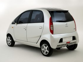 Ver foto 3 de Tata Nano Luxury 2008