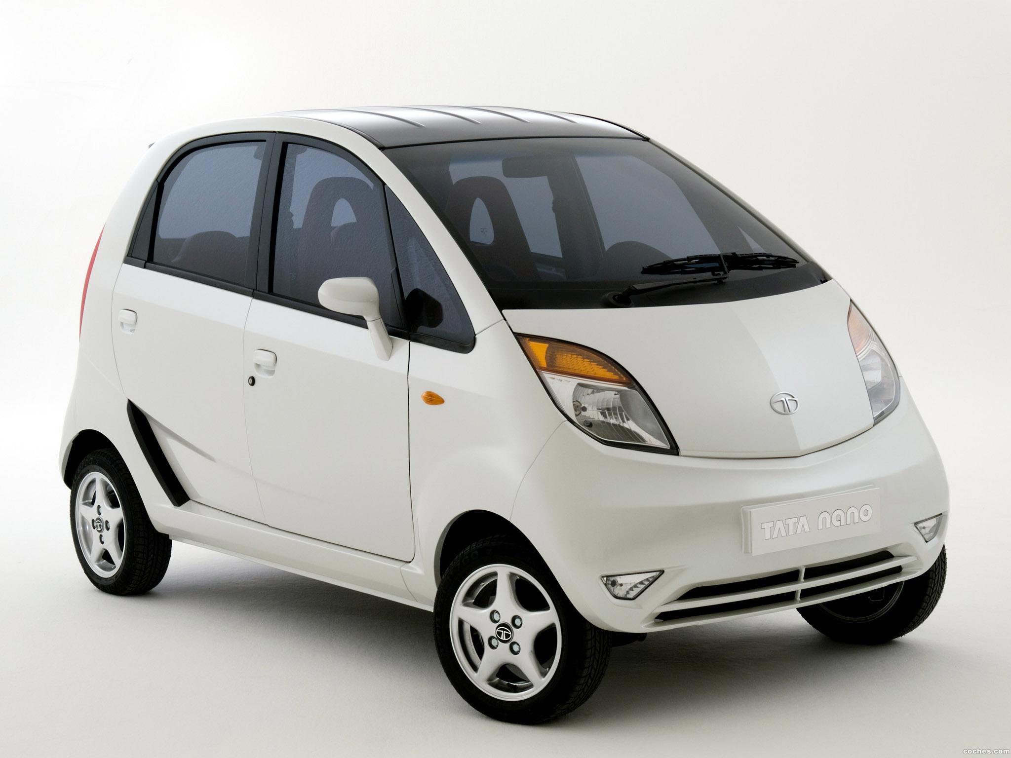 Foto 0 de Tata Nano Luxury 2008