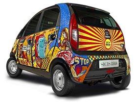 Ver foto 2 de Tata Nano Stop Indians Ahead Concept by Sicis 2011