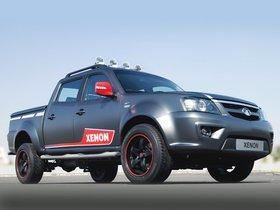 Ver foto 1 de Tata Xenon Concept 2012