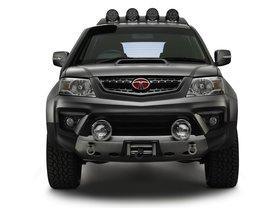Ver foto 4 de Tata Xenon Tuff Truck Concept by Fusion Automotive 2013