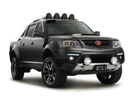 Ver foto 1 de Tata Xenon Tuff Truck Concept by Fusion Automotive 2013