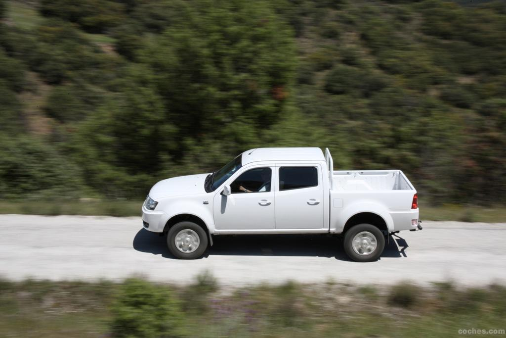 Foto 0 de Tata Xenon Pick Up 2012