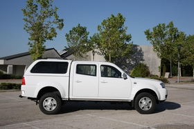 Ver foto 11 de Tata Xenon Pick Up 2012