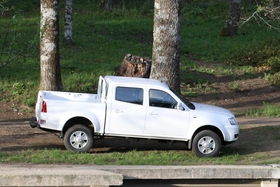 Ver foto 7 de Tata Xenon Pick Up 2012