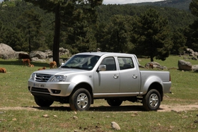 Ver foto 9 de Tata Xenon Pick Up 2012