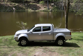 Ver foto 8 de Tata Xenon Pick Up 2012