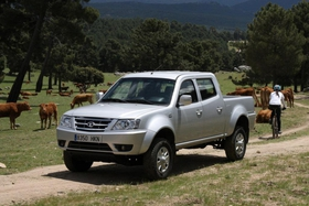 Ver foto 5 de Tata Xenon Pick Up 2012