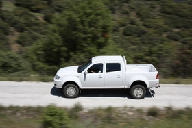 Ver foto 1 de Tata Xenon Pick Up 2012
