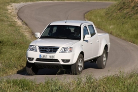 Ver foto 2 de Tata Xenon Pick Up 2012