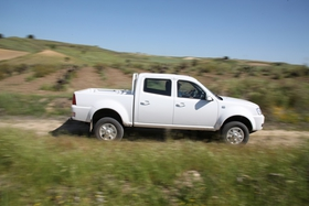 Ver foto 10 de Tata Xenon Pick Up 2012