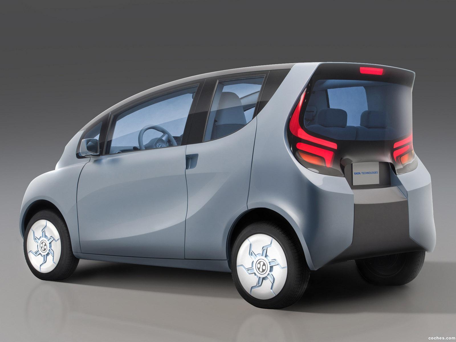 Foto 1 de Tata eMO Concept 2012
