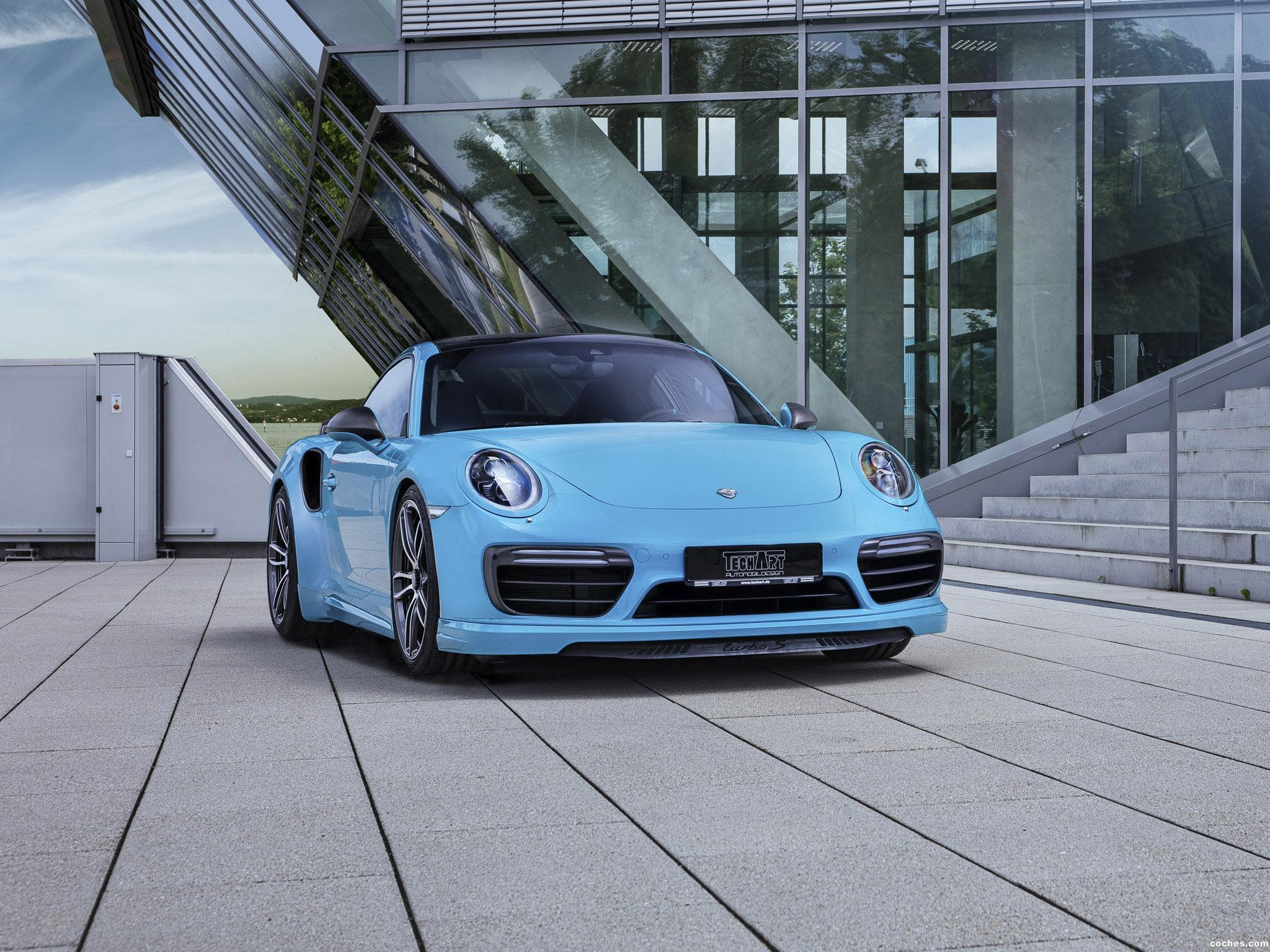 Foto 0 de Techart Porsche 911 2016