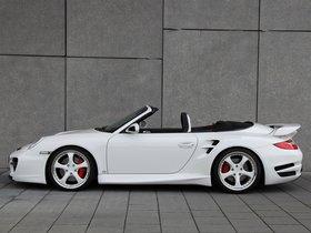 Ver foto 3 de Porsche Techart 911 Cabrio Turbo Aerokit II 2010