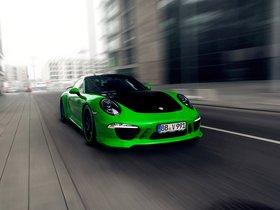 Ver foto 14 de TechArt Porsche 911 Carrera 4S 991 2013